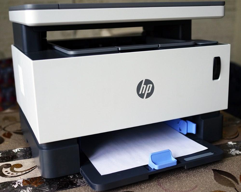 Обзор HP Neverstop Laser 1200w: необычное МФУ, которое экономит ваши деньги