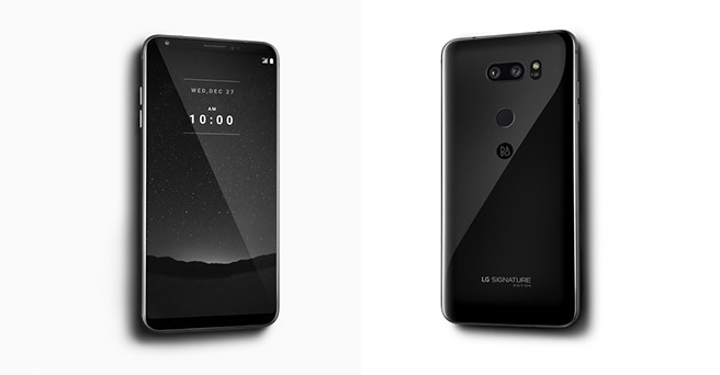 LG V30+ за 60 тысяч рублей оказался не самым дорогим смартфоном LG