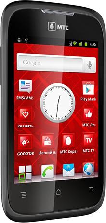МТС выпустила смартфон с поддержкой  PayPass