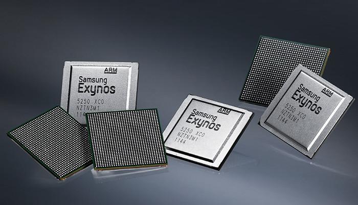 Ядра нового процессора Samsung Exynos смогут разгоняться до 4 ГГц