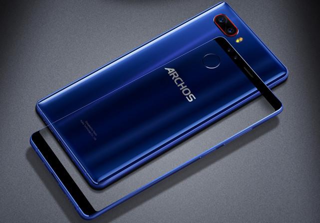Archos Diamond Omega: один из самых доступных смартфонов на Snapdragon 835