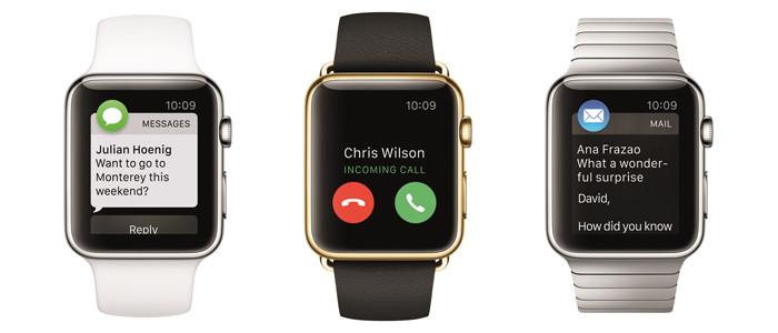 Продажи Apple Watch начнутся 24 апреля