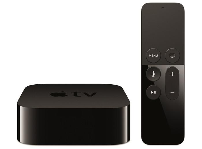 Apple представила новую приставку Apple TV