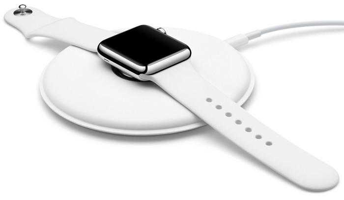 Apple представила док-станцию для зарядки Apple Watch