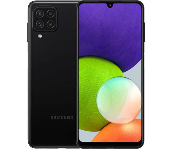 В России без лишнего шума начались продажи новейшего смартфона Samsung Galaxy A22