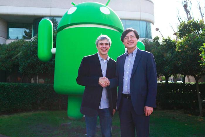 Lenovo покупает Motorola у Google