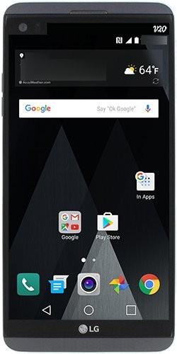 Опубликовано изображение LG V20 – первого смартфона с Android 7.0 Nougat