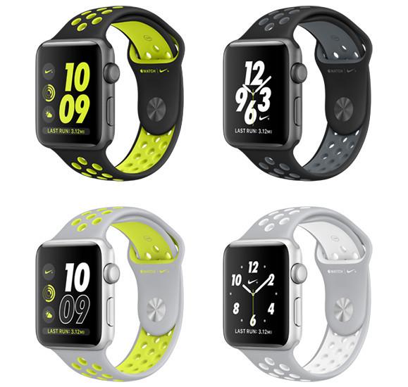 Продажи часов Apple Watch Nike+ начнутся 28 октября