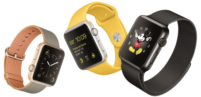 Слух: в этом году Apple выпустит две новые модели Apple Watch