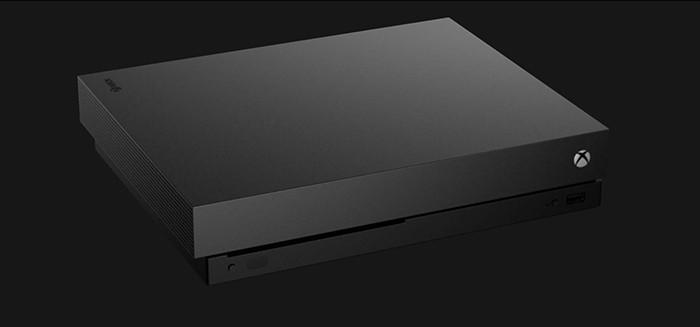 В России начались продажи самой мощной консоли в мире Xbox One X