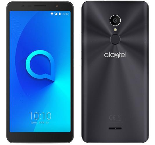 Alcatel рассказала о будущем своих смартфонов и представила в России бюджетный «безрамочник» Alcatel 3C