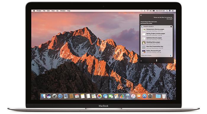 Операционная система macOS Sierra для компьютеров Apple доступна для загрузки