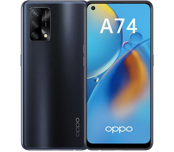 Лучшая цена: Смартфон Oppo A74 с AMOLED-экраном подешевел сразу на четверть до 15 600 рублей