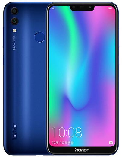 Стартовали российские продажи недорогого смартфона Honor 8C с батареей на 4000 мАч