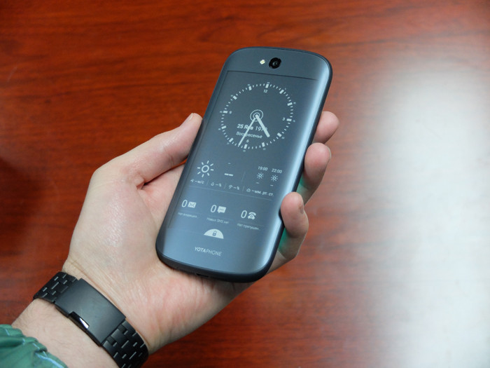 YotaPhone будет производиться на заводах ZTE