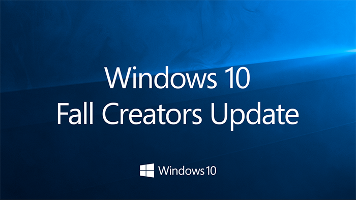 Названа дата релиза Windows 10 Fall Creators Update