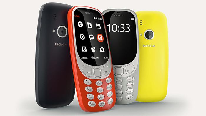 Nokia вернула первое место на российском рынке кнопочных телефонов