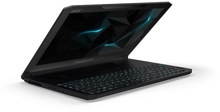 Начинаются российские продажи игрового ноутбука Acer Predator Triton 700 толщиной менее 2 см
