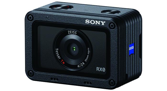 В России представлена профессиональная микро-камера Sony за 60 тысяч рублей
