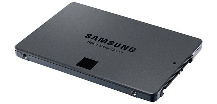 Samsung привезла в Россию недорогие и быстрые SSD серии 860 QVO для ноутбуков