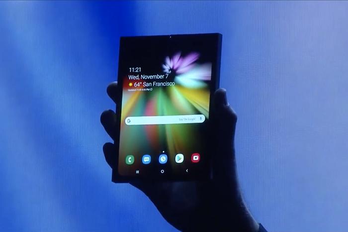 Samsung Infinity Flex