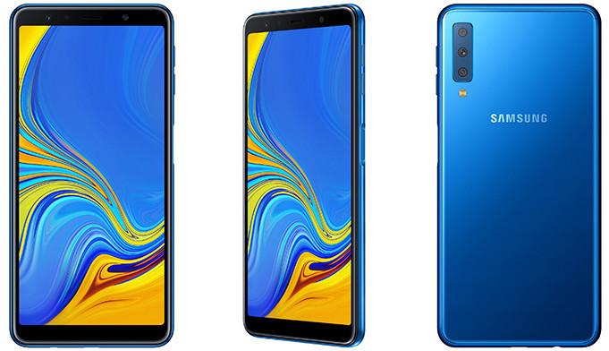 Все премьеры недели: от первого смартфона Samsung с тройной камерой до кнопочного телефона с LTE и сервисами Google