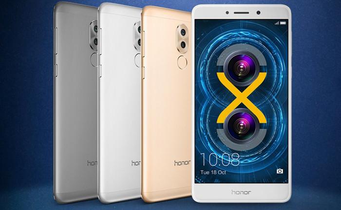 Обзор Huawei Honor 6X