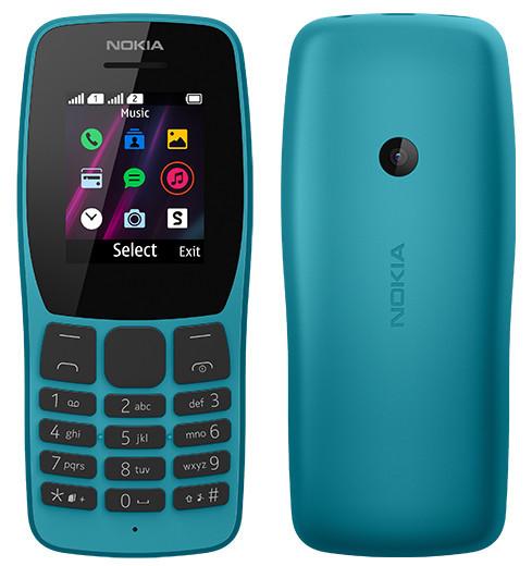 В России начались продажи одного из самых дешевых кнопочных телефонов Nokia