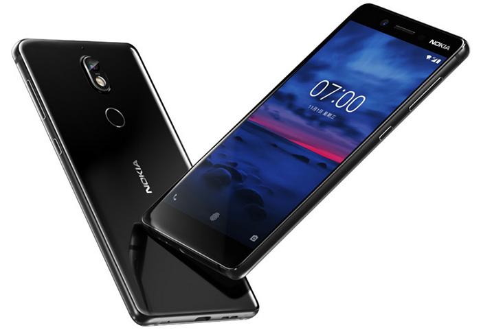 Стеклянный смартфон Nokia 7 может появиться в продаже за пределами Китая