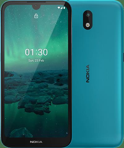 В РФ начались продажи самого доступного смартфона Nokia 2020 года. Он стоит менее 6 тысяч рублей