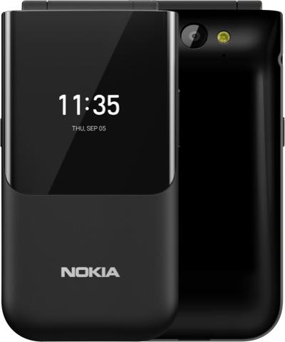 Премьера: В России начались продажи раскладного кнопочного телефона Nokia 2720 Flip с GPS, Wi-Fi и LTE