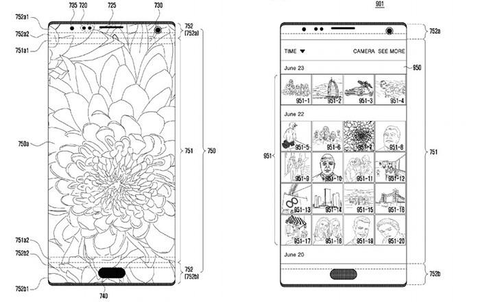 Samsung спрячет камеру за экраном и выпустит полностью безрамочный смартфон