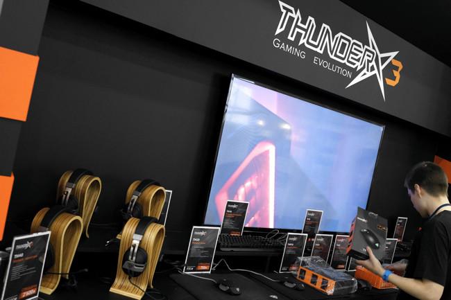 ThunderX3 на ИгроМире 2017: Мы увидели это первыми