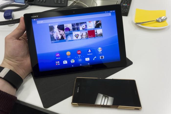 MWC 2015. Анонсирован 10,1-дюймовый планшет Sony Xperia Z4 Tablet толщиной в 6,1 мм