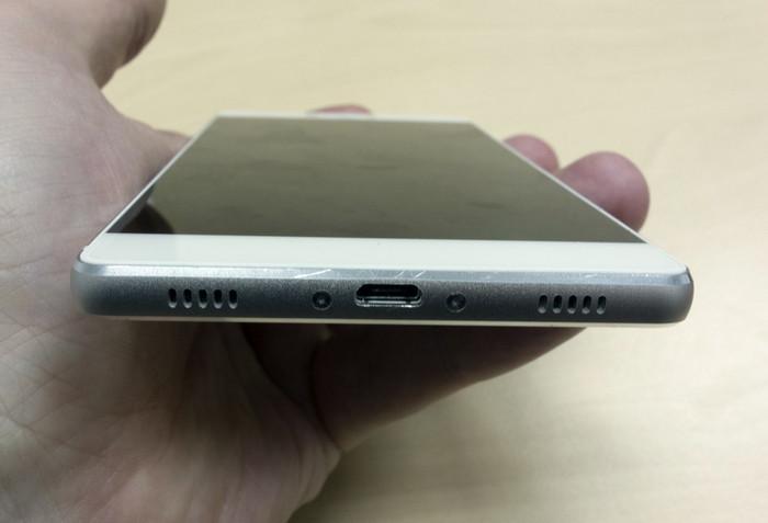 Смартфоны Huawei P8 и P8 Light: живые фото и характеристики