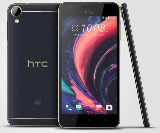 HTC анонсировала смартфоны среднего класса Desire 10 Pro и Desire 10 Lifestyle