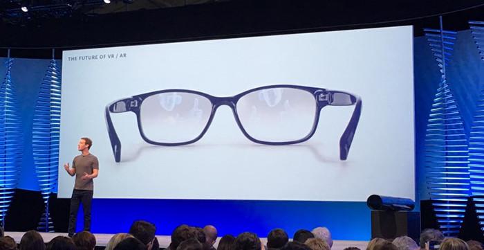 Facebook: через 10 лет очки виртуальной реальности будут выглядеть как обычные