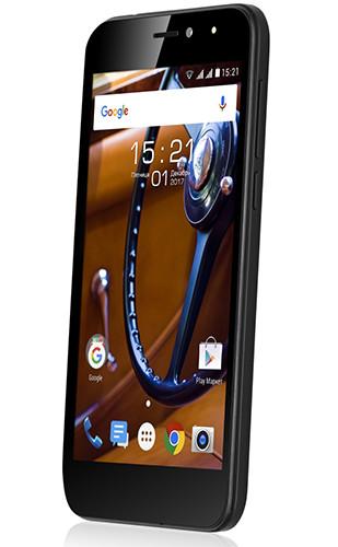 Fly Power Plus 2: бюджетный смартфон с Android 7.0 и батареей на 4000 мАч