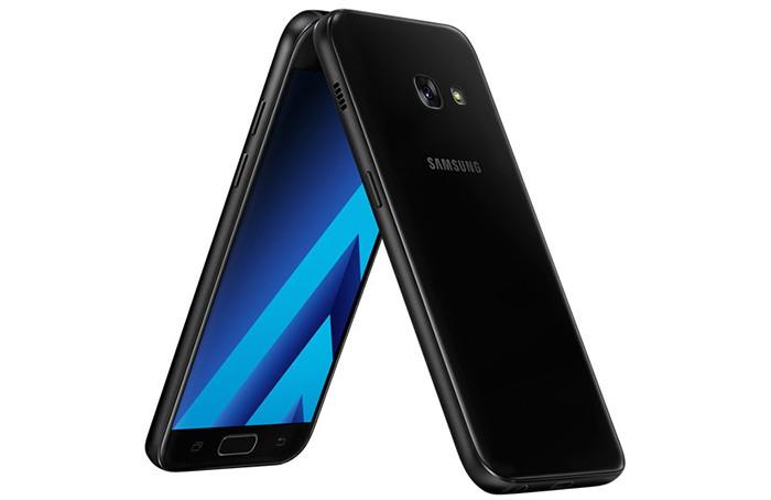 CES 2017. Samsung представляет линейку смартфонов Galaxy A образца 2017 года