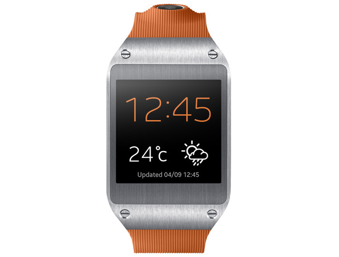 IFA 2013: «умные часы» Samsung Galaxy Gear