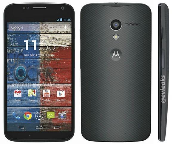 Опубликованы официальные фотографии планшета Nexus 7 второго поколения и смартфона Motorola  X Phone