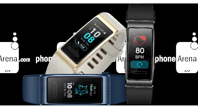 Huawei анонсировала умные часы Watch GT с батареей на месяц автономной работы