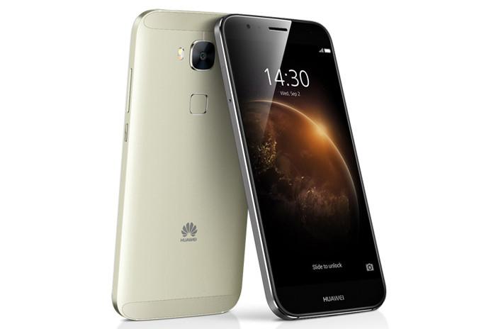 Huawei анонсировала 5,5-дюймовый смартфон среднего класса G7 Plus