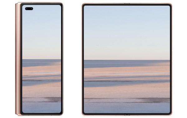 Раскрыты первые подробности о новом раскладном смартфоне Huawei. Китайцы скопируют Samsung