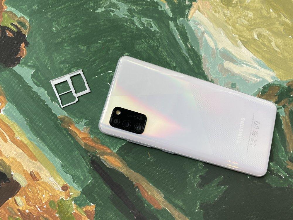 Обзор Samsung Galaxy А41: компактный смартфон, как вы это называете