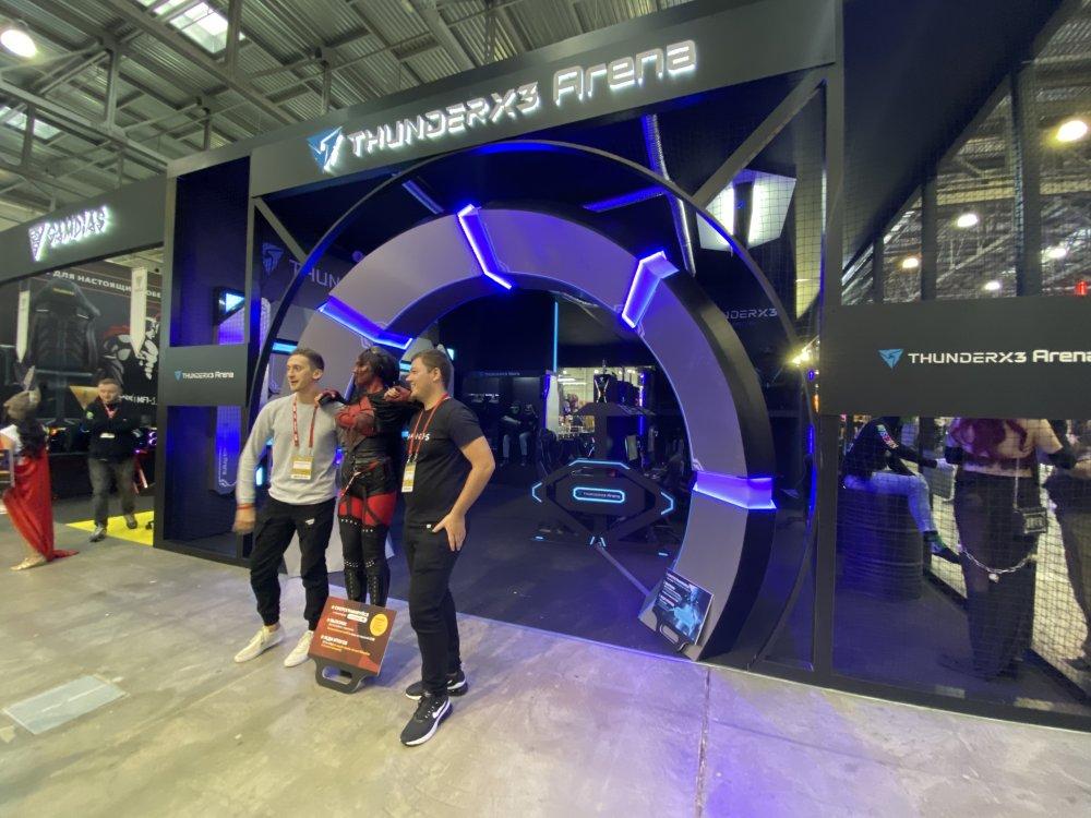 ThunderX3 Game Arena