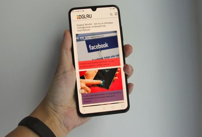 смартфон Vivo V11 обзор