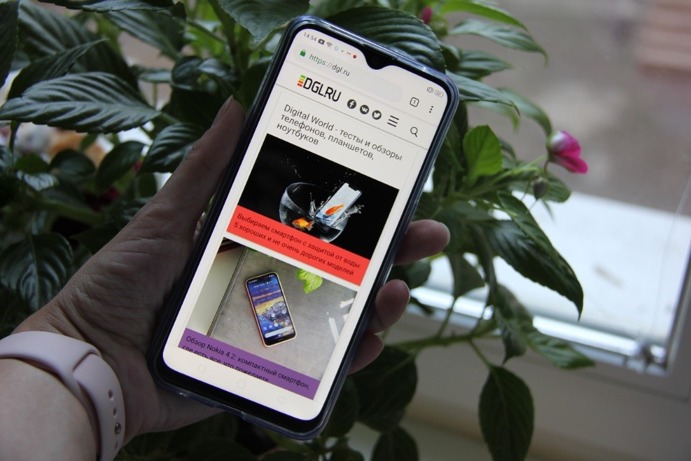 Обзор смартфона realme 3 Pro: недорогой смартфон с интересными возможностями
