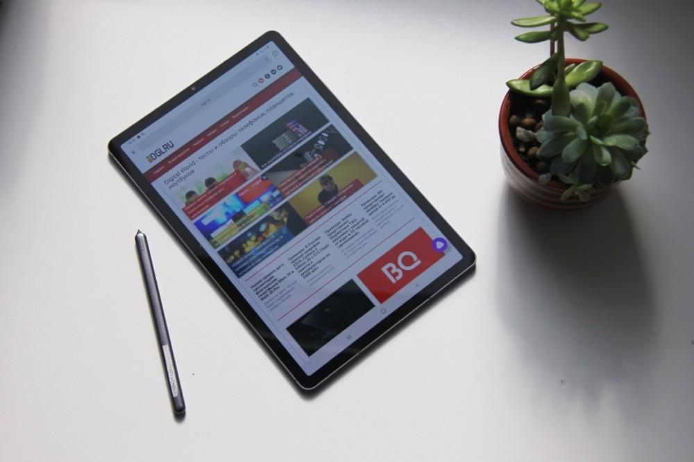 Обзор Samsung Galaxy Tab S6