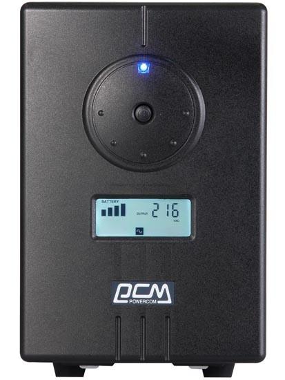 Powercom представила в России линейно-интерактивные ИБП Infinity INF-500 и INF-800